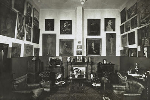 antiquités russes tableaux