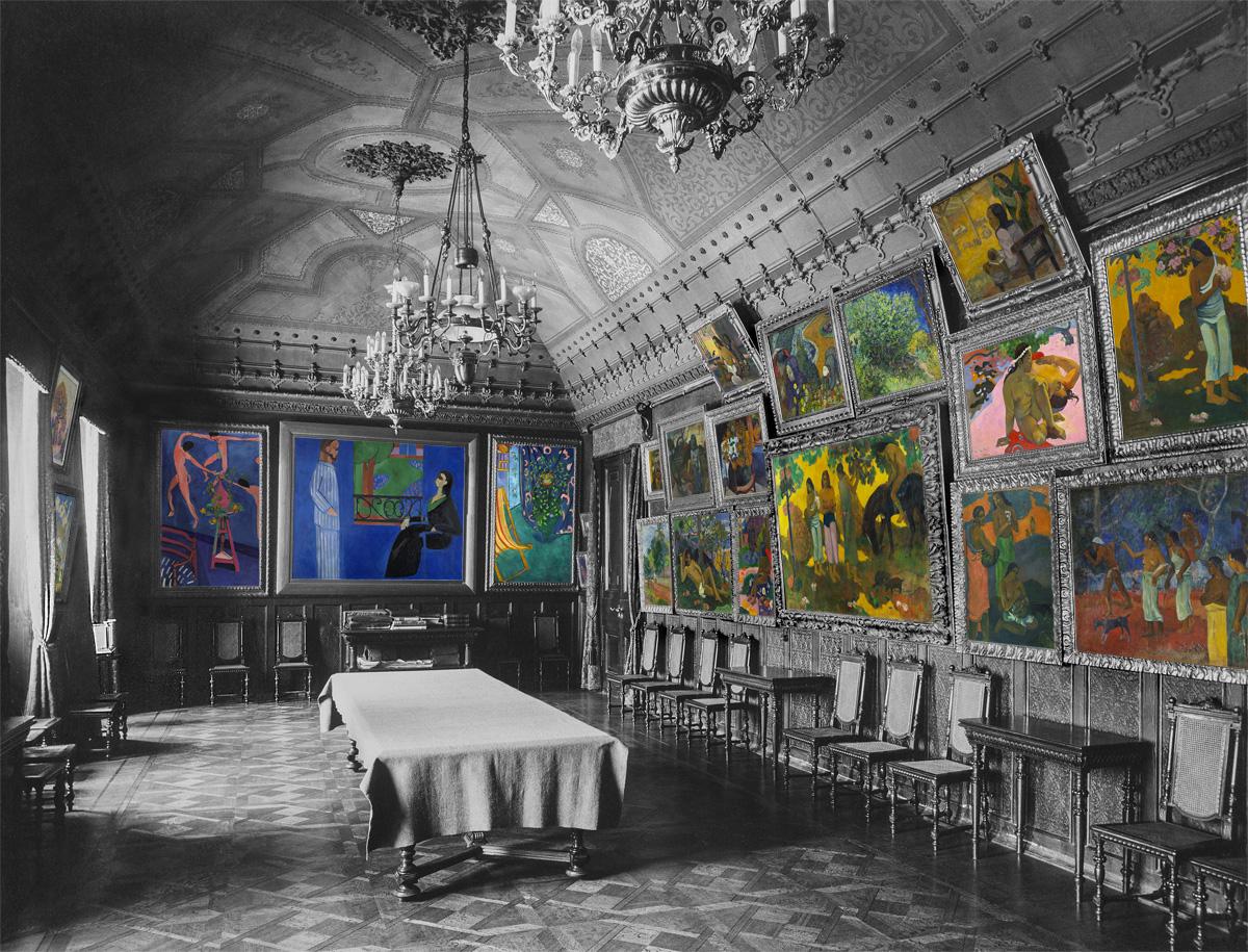 Salle Gauguin